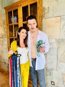 Първо в Show.bg:Илияна Лазарова омъжена за Димо Алексиев